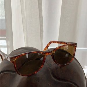 Hollywood Sun Gear Classic sunglasses. Tortoise.